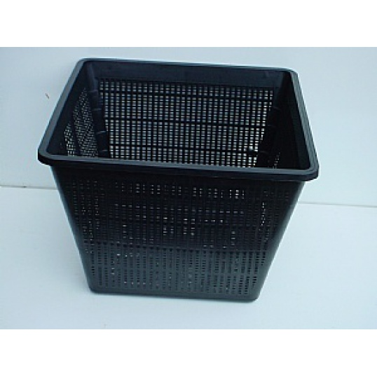 Aquatic Planting Baskets Square 27cm