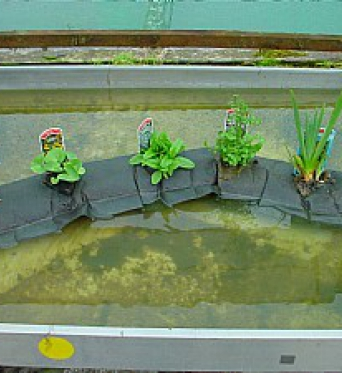 Pond Planting Sock-Large 90cmx20cmx10cm deep